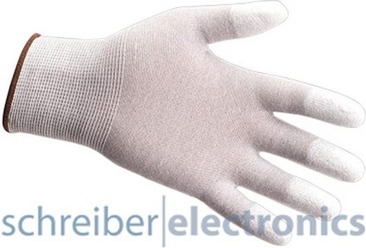 Antistatische Handschuhe (Profi) Handy-Arbeiten