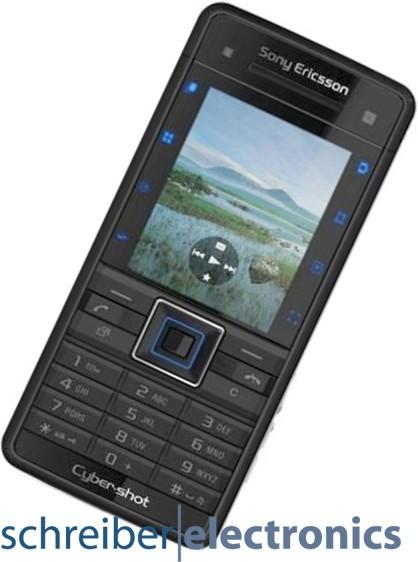 Sony Ericsson C902 Handy schwarz - Neu