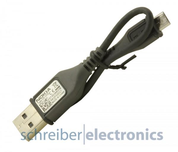 Original Nokia CA-101 USB-Datenkabel