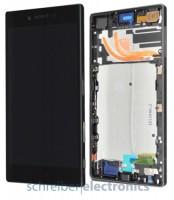 Sony Xperia Z5 Display Einheit schwarz