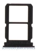 OnePlus 5 Sim Karten Halter (Halterung) schwarz