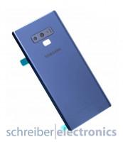 Samsung N960F Galaxy Note 9 Akkudeckel (Rückseite) Blau