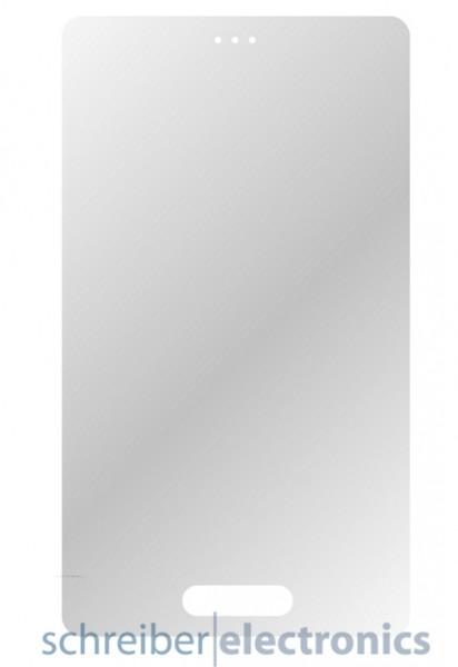 Displayschutzfolie fuer iPhone SE (Schutzfolie)