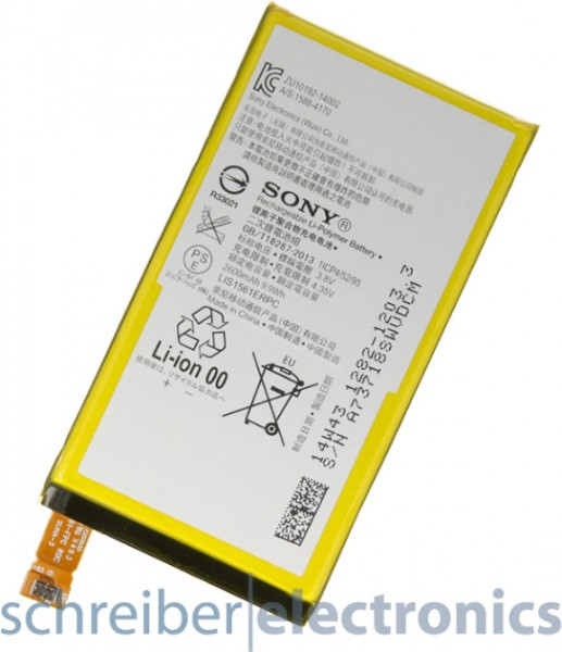Sony Xperia Z3 compact Akku (Ersatz-Batterie)