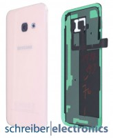 Samsung A520 Galaxy A5 (2017) Akkudeckel (Rückseite) pink