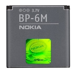 Original Nokia BP-6M Akku (Batterie)