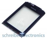 Nokia Asha 300 TouchScreen / Displayscheibe (Glas)