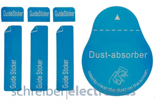 Staub Sticker / Staub-Entferner (Absorber)