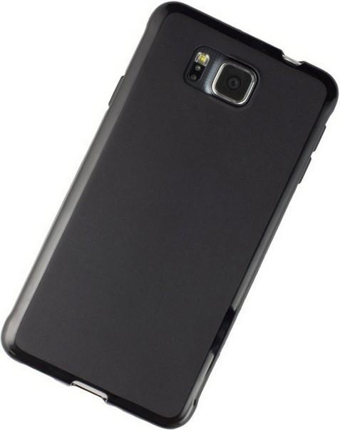 Nokia 3 Silikon-Hülle / Tasche schwarz