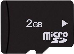 micro SD Speicherkarte 2 GB