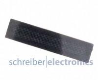 Google Pixel Staub Schutz-Gitter Lautsprecher Hörer schwarz