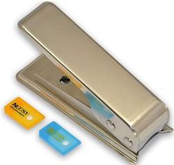 Micro Sim-Karten Schneider/Cutter mit 2 Adaptern