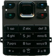 Nokia 6300 Tastatur verschiedene Farben (6300i 6301)