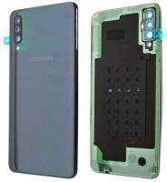 Samsung A705 Galaxy A70 Akkudeckel (Rückseite) schwarz
