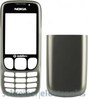 Nokia 6303 classic Cover silber - Vodafone