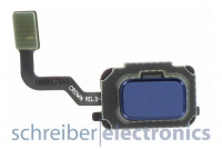 Samsung N960F Galaxy Note 9 Fingerabdruck Sensor Blau