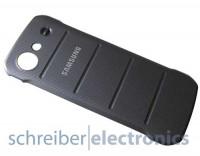 Samsung B550 Galaxy Xcover Akkudeckel silber