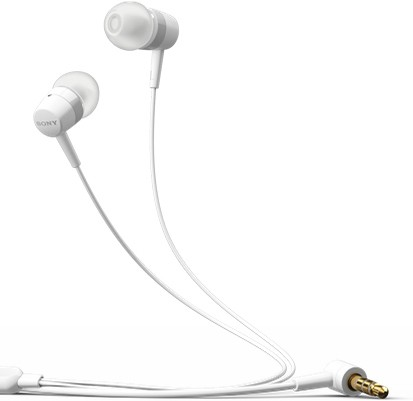 Sony Ericsson Stereo Headset MH-750 weiss