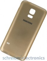 Samsung G800 Galaxy S5 mini Akkudeckel / Rückseite