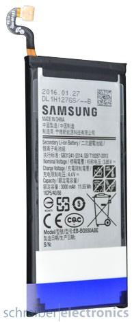 Samsung G930 Galaxy S7 Akku EB-BG930ABE