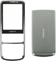 Nokia 6700 classic Cover gloss silber (6700c)
