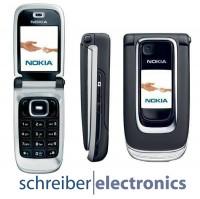Nokia 6131 Handy in schwarz (Klapp-Handy)