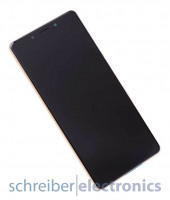 Sony Xperia L3 (Dual) Display mit Touchscreen gold