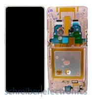 Samsung A805 Galaxy A80 Display mit Touchscreen gold