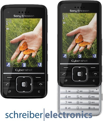 Sony Ericsson C903 Handy schwarz black