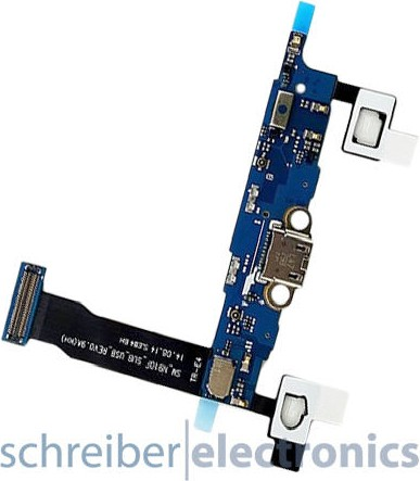 Samsung N910F Note 4 Mikro USB Anschluss