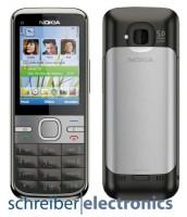 Nokia C5-00 5MP Handy grau