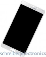 Samsung N910F Galaxy Note 4 Display mit Touchscreen