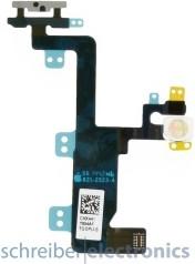 iPhone 6 Flexkabel Einschalter mit Mikrofon
