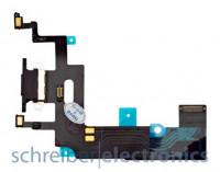 Apple iPhone XR Lade System Anschluss schwarz