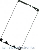 Samsung N910F Galaxy Note 4 Display Klebedichtung / Klebefolie