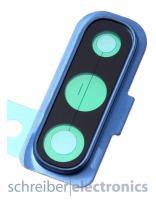 Samsung A705 Galaxy A70 Kamera Gehäuse (Blende) blau