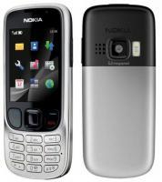 Nokia 6303i Classic Handy silber