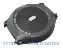 Samsung R720 Gear S2 Gehäuse / Rückseite dunkel grau