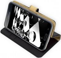Nokia 5 Flip-Tasche (Buch) schwarz