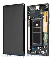 Samsung N960F Galaxy Note 9 Display mit Touchscreen Schwarz