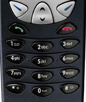 Original Nokia 6210 Tastaturmatte