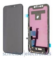 Apple iPhone XR Display mit Touchscreen schwarz