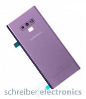Samsung N960F Galaxy Note 9 Akkudeckel (Rückseite) Lila
