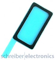 Sony Xperia X Compact (F5321) Klebefolie für Lautsprecher