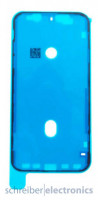 Apple iPhone XR Klebefolie (Kleber Dichtung) Display