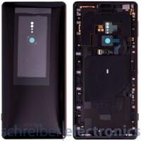 Sony Xperia XZ2 Akkudeckel Rückseite schwarz