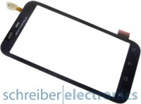 Motorola Defy MB525 Touchscreen / Display-Scheibe