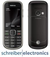 Nokia 3720 Classic Handy grau - wie Neu
